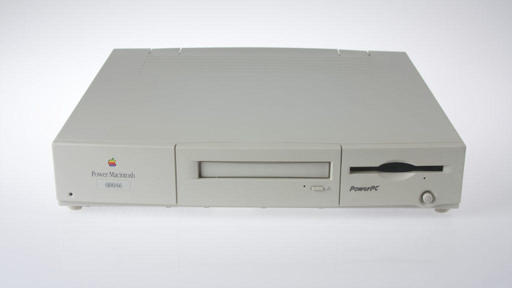 Ordenador Power Macintosh 6100/66