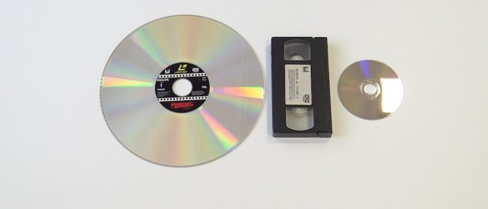 Todo sobre el LaserDisc