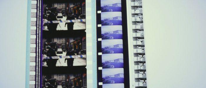 Mis trabajos retro en Super 8, Betamax, VHS y más