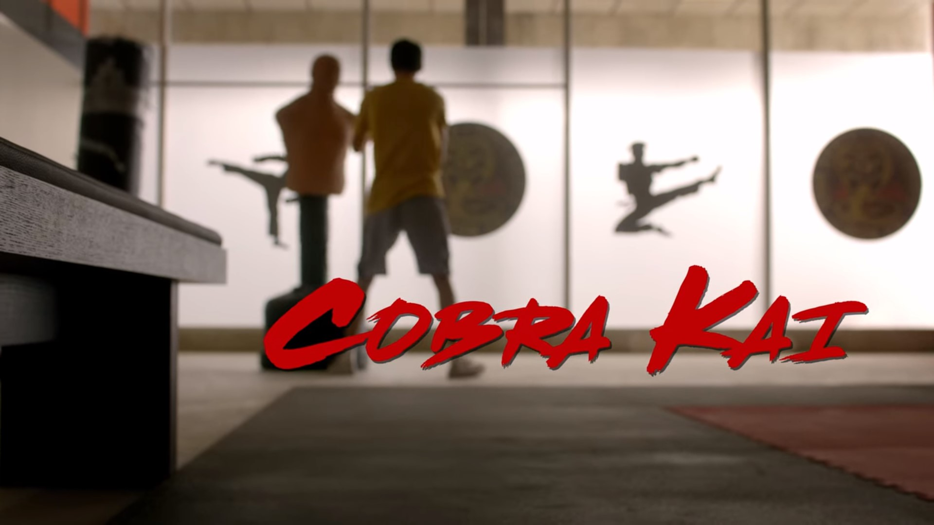 Cobra Kai 01x03